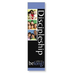 Belong Discipleship Banner