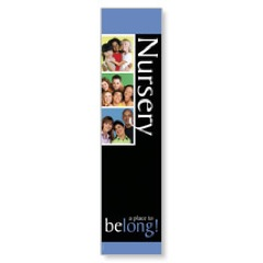 Belong Nursery Banner