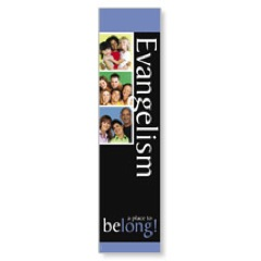 Belong Evangelism Banner