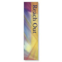 Kaleidoscope Reach Out Banner