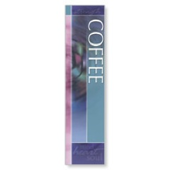 Mosaic Coffee Banner