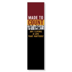 Made To Count Banner
