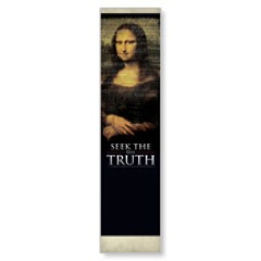 Seek Truth Banner