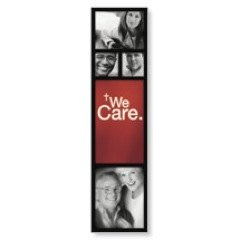We Care Banner