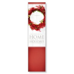 Home for Holidays Banners