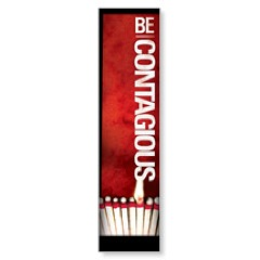 Be Contagious Banner