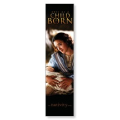 Unto Us a Child Banner