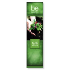 Be the Church Green Banner