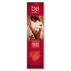 Be the Church Red Banner