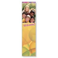 Kids Pyramid Banner