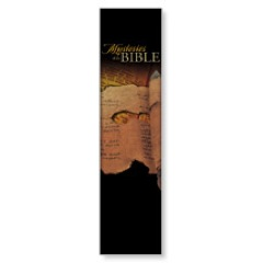 Mysteries of the Bible 2' x 8' Banner