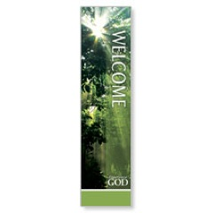 Nature Welcome Banner