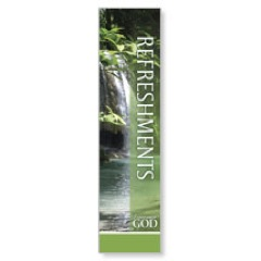Nature Refreshments Banners