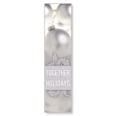 Together for the Holidays White Banner