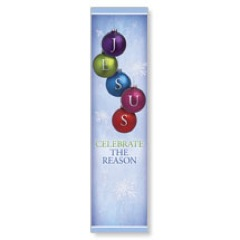 Jesus Ornaments Banner