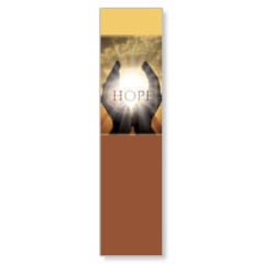 Hope Hands Banners