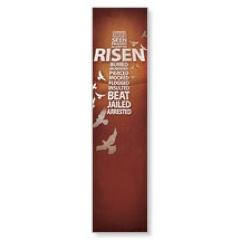 Risen Cross Banners