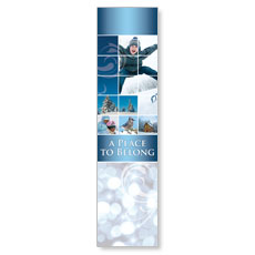 Belong Winter Banner