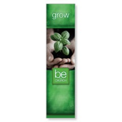 Be the Church Grow Banners