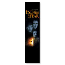 End of the Spear Banner