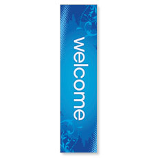 Scrolls Welcome Banner