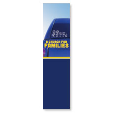 A Church for Families Banner