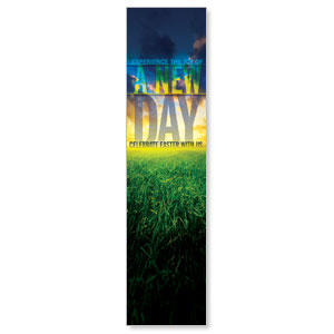 New Day Easter Banners