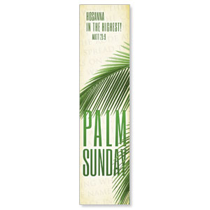 Easter Photo Palm Banners