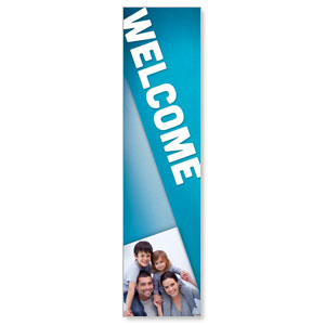 Family Welcome Banners