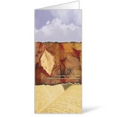 Seasons Autumn Bulletin