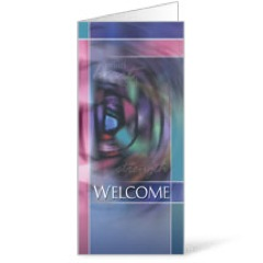 Mosaic Welcome Bulletin