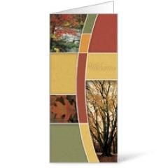 Fall Trees Bulletin