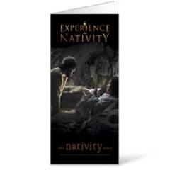 Experience Nativity Bulletin