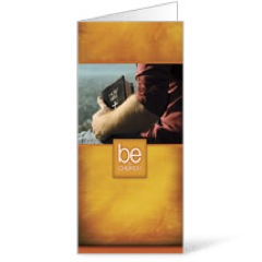Be the Church 11 x 17 Bulletins