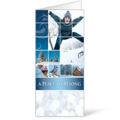 Belong Winter- 11 x 17 Bulletins