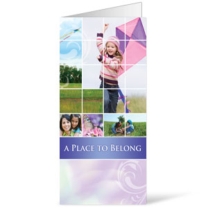 Belong Kite  11 x 17 Bulletins