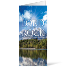 Lord My Rock Bulletin