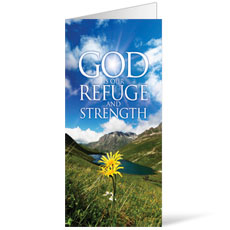 Refuge and Strength Bulletin