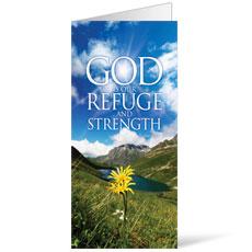 Refuge and Strength Bulletin