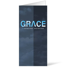 Grace: Max Lucado Bulletin