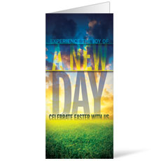 New Day Easter Bulletin