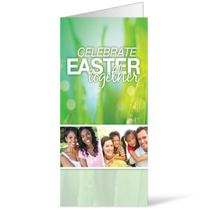 Easter Together 11 x 17 Bulletins