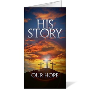 His Story Our Hope 11 x 17 Bulletins