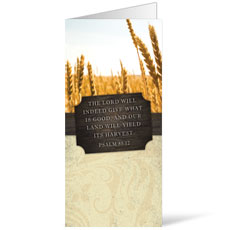 Fresh Air Wheat Bulletin