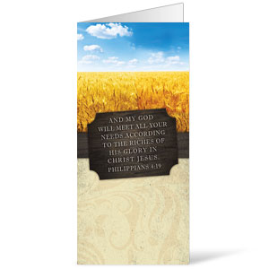 Fresh Air Field 11 x 17 Bulletins