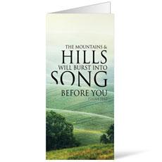 Reflections Hills Bulletin