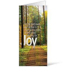 Reflections Joy Bulletin