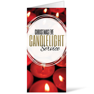 Candle light Red Bulletins