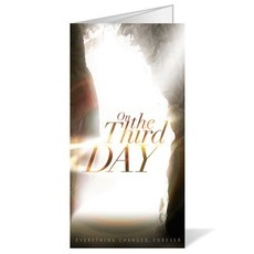 Third Day Tomb Bulletin