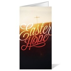 Easter Hope Script Bulletin